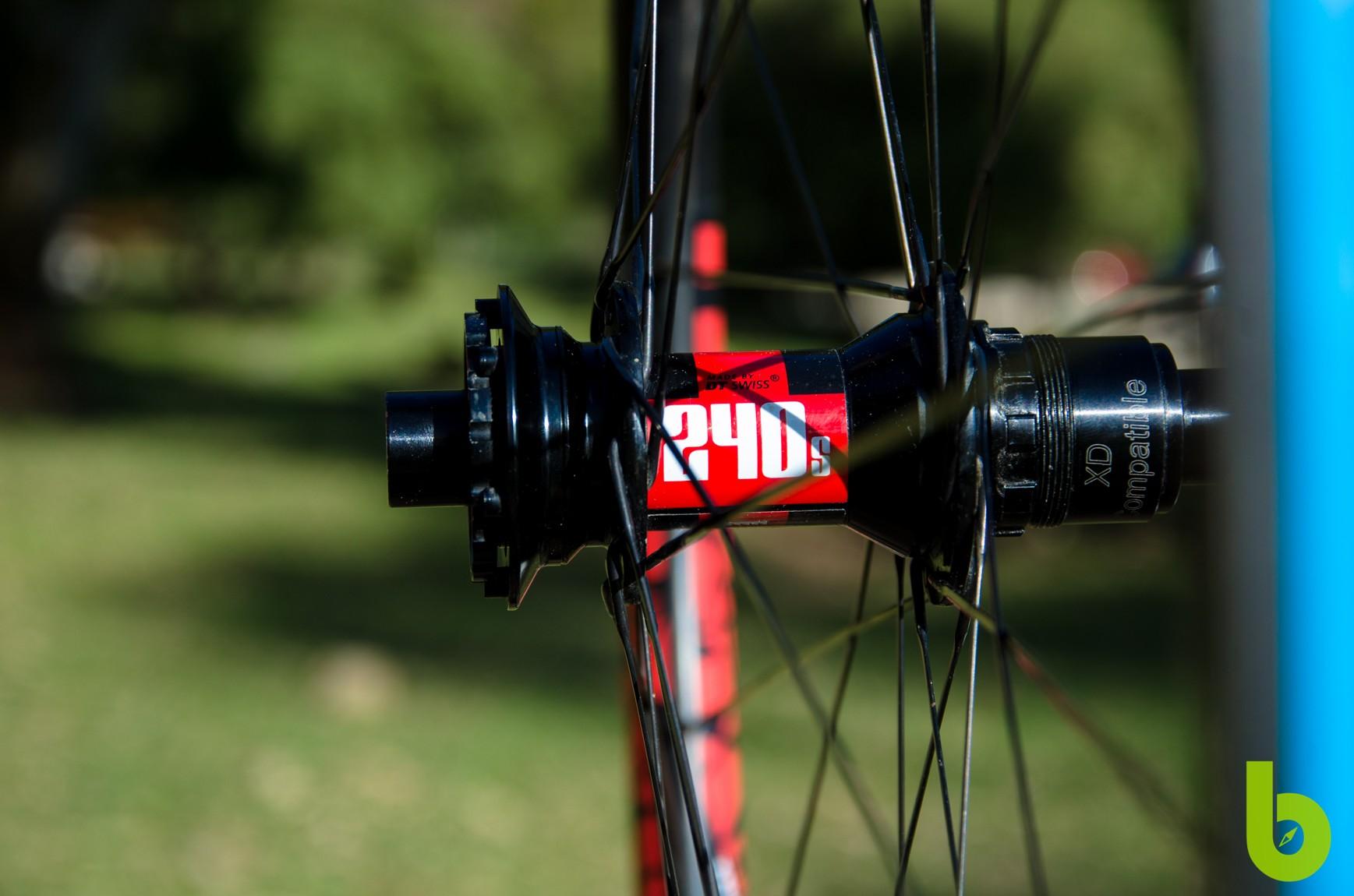 ruedas trackstar carbono xc