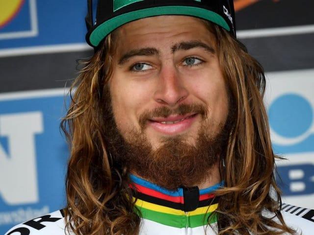 Peter Sagan barba