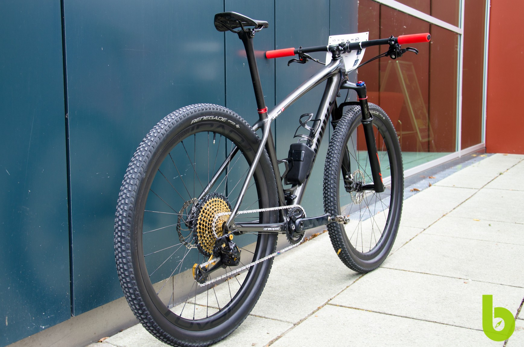 Specialized Epic S-Works HT de Anikka Langvad