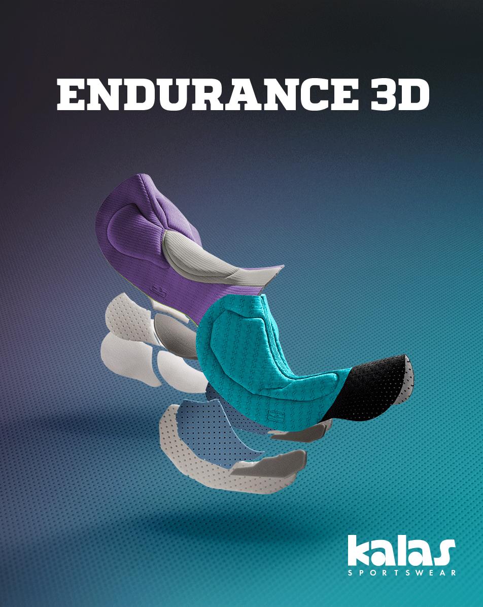 badana Endurance 3D