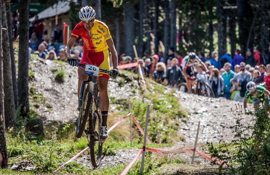 Nino Schurter y Jolanda Neff, campeones del mundo Mountain Bike XC ...