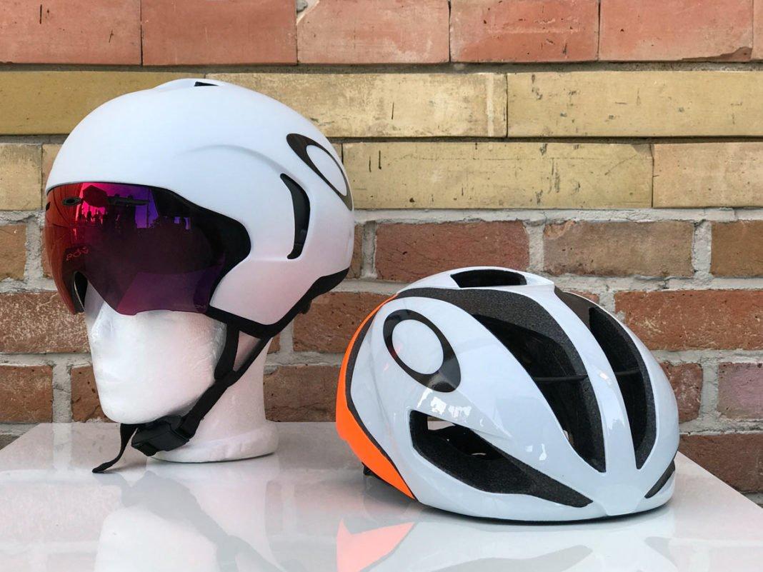 casco Oakley ciclismo