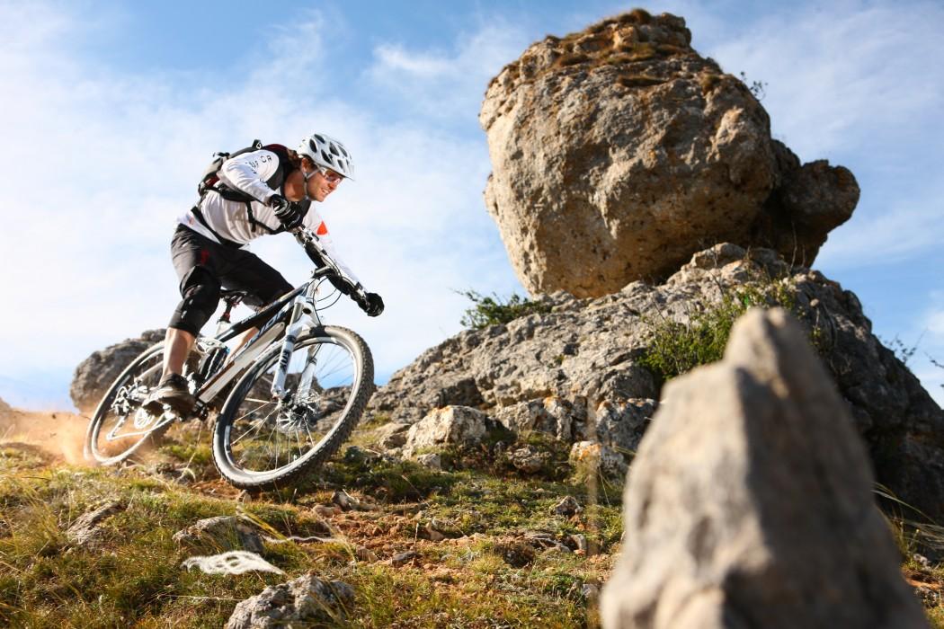 Ciclismo, envejecimiento
