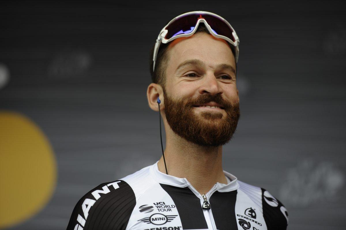 ciclista barba