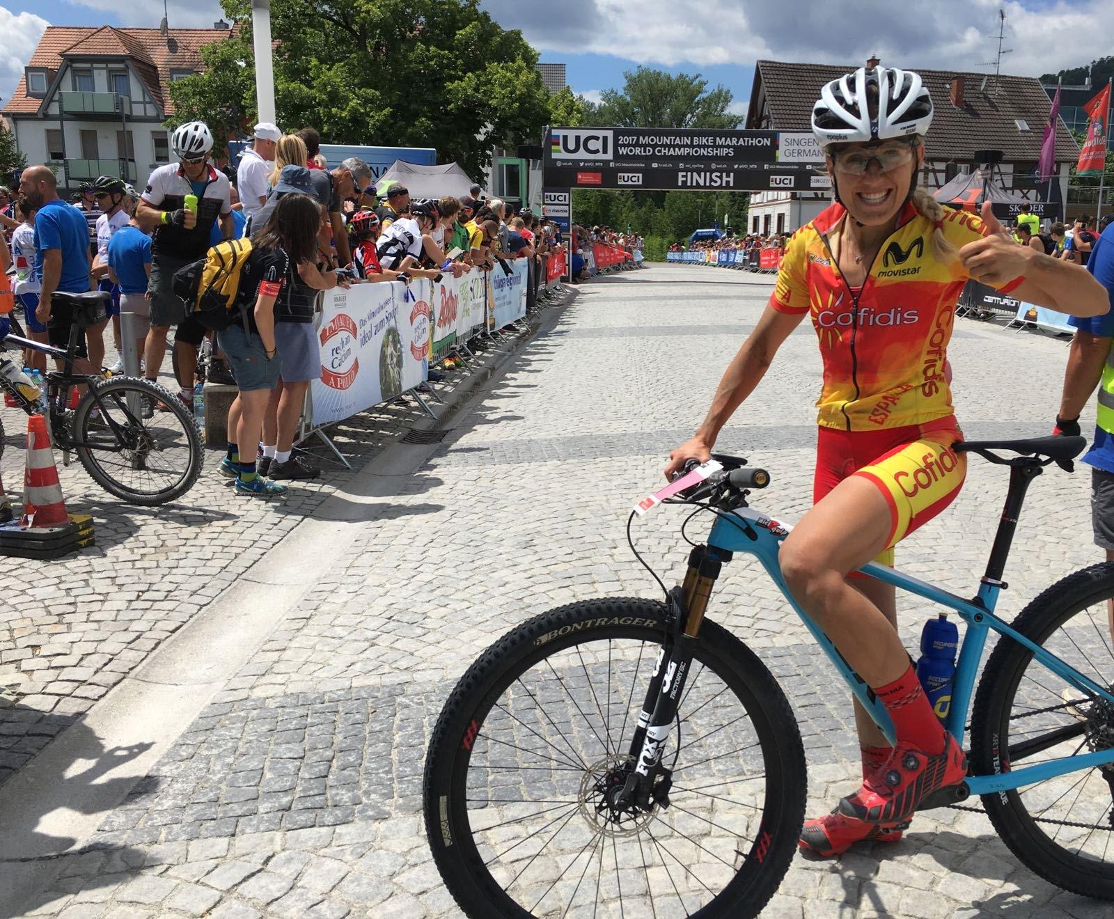 Claudia Galicia MTB