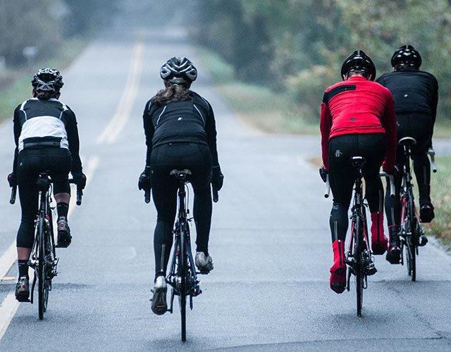 mantener forma ciclismo