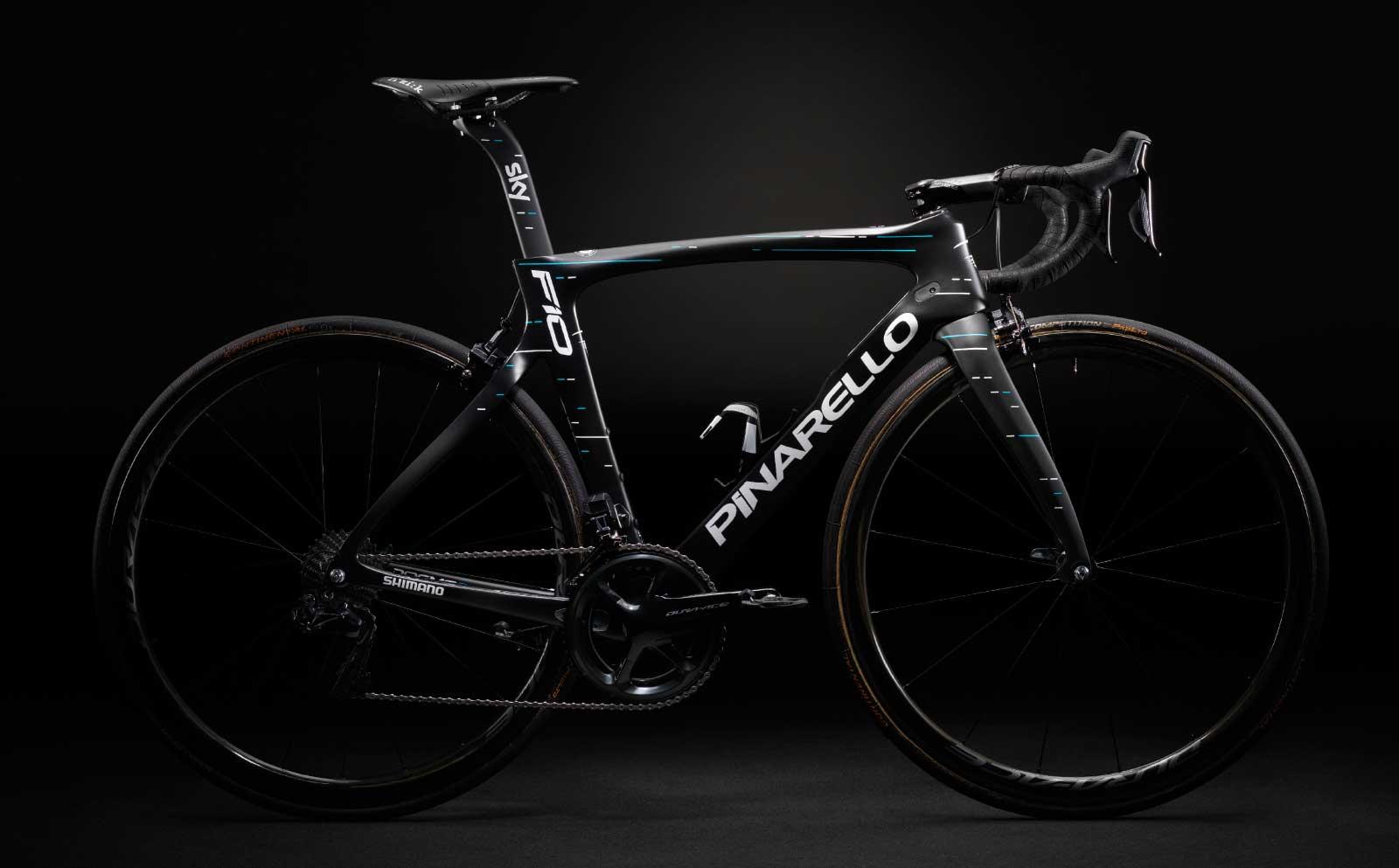 bici del Team Sky