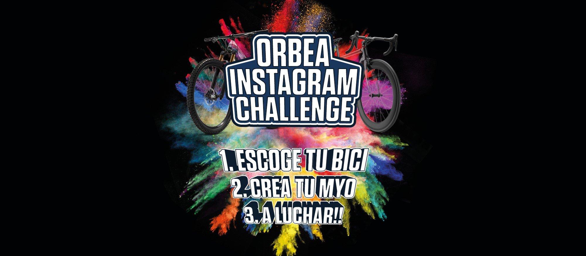Orbea Instagram Challenge