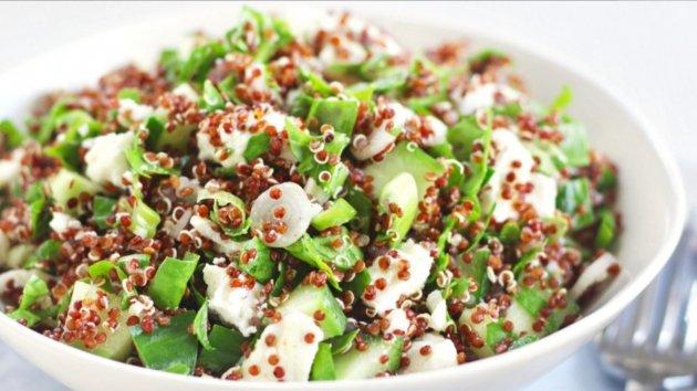 comidas ricas en proteína