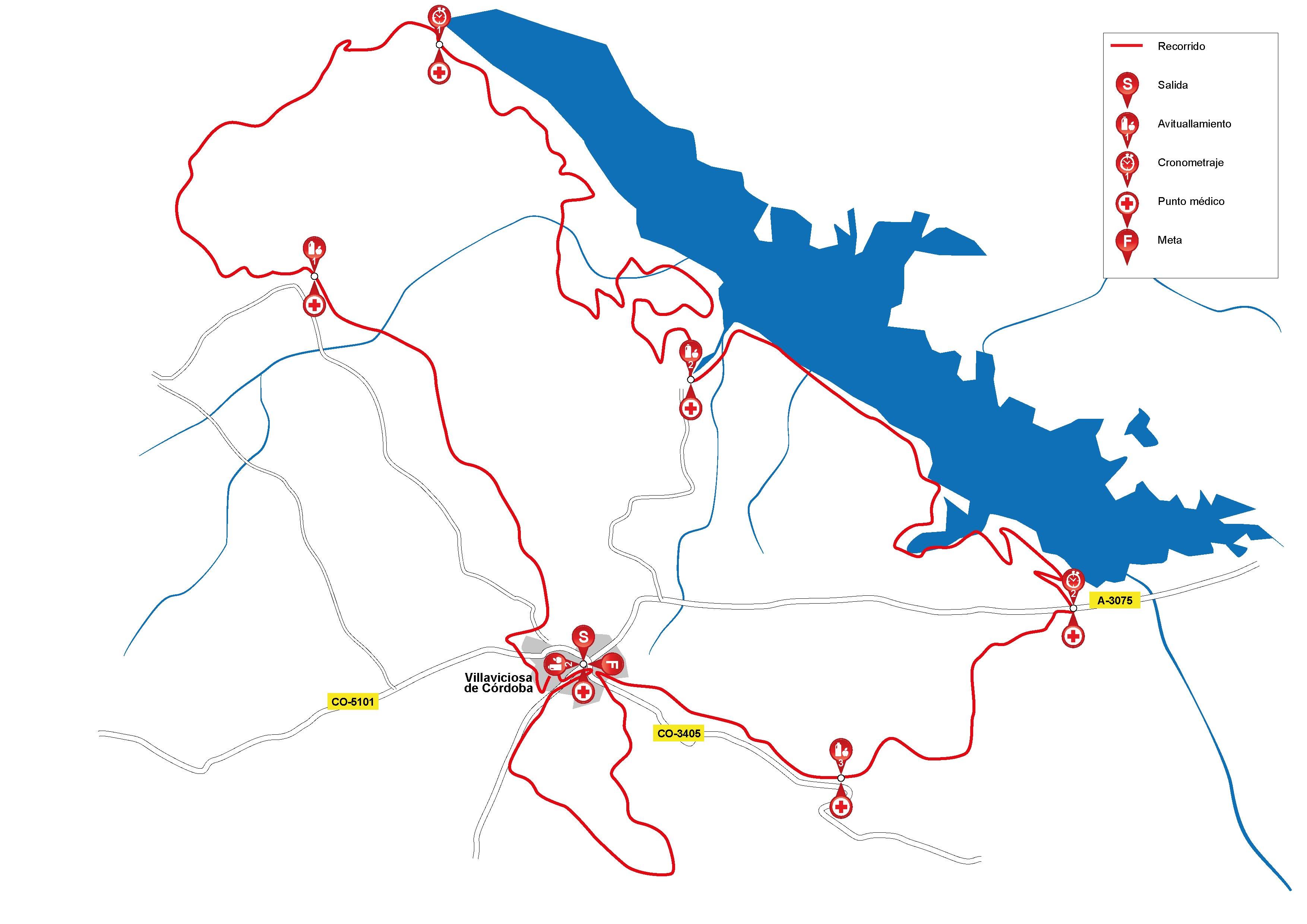 etapa 5 Andalucía bike race perfil