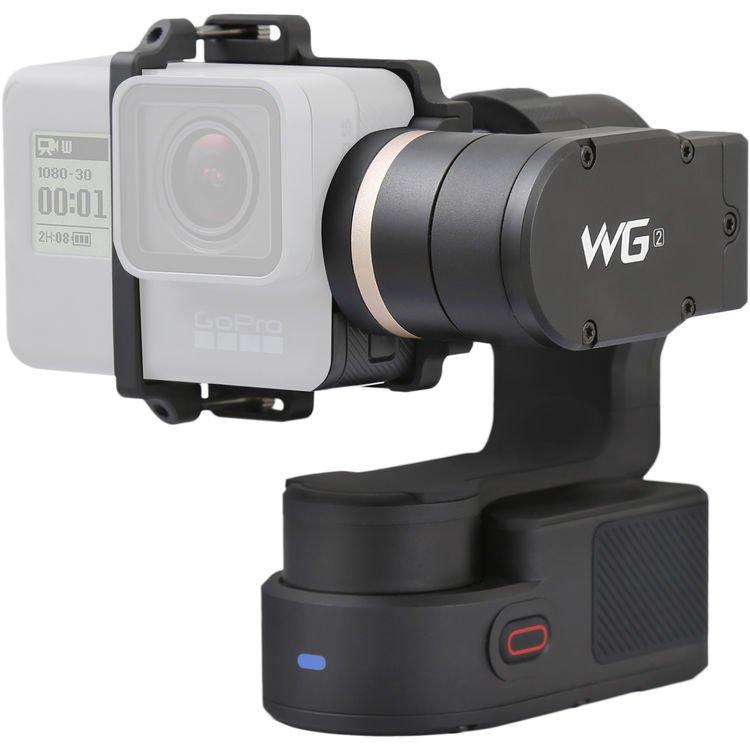 Estabilizador para cámaras deportivas