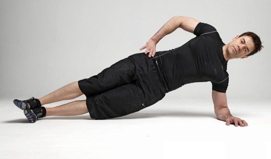 Fortalecer la parte superior del cuerpo