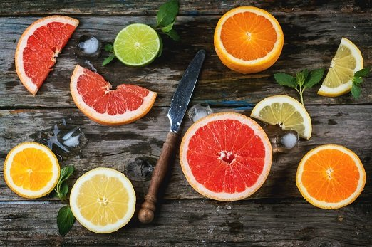fruta baja en carbohidratos