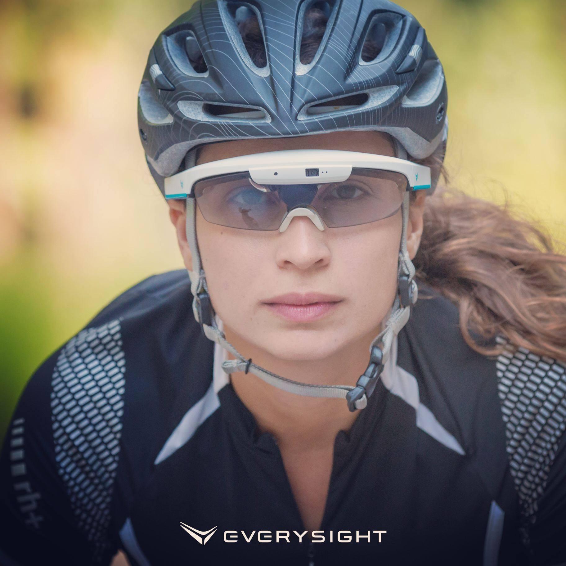 Gafas realidad aumentada ciclismo