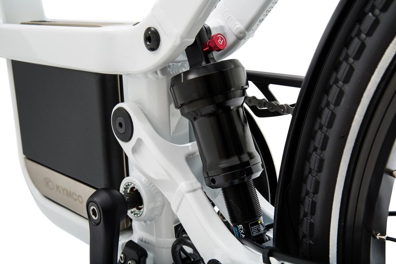 Kymco, bicicleta eléctrica