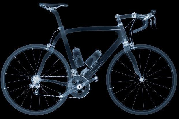 motor oculto bici