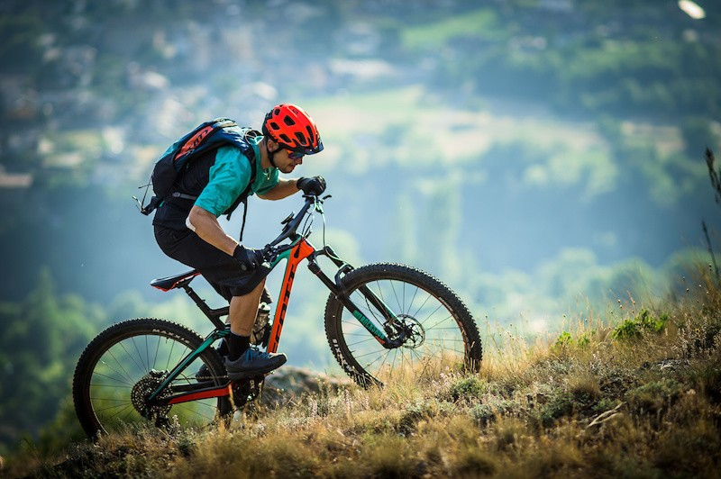 Nino Schurter Mountain Bike Scott Genius 2018