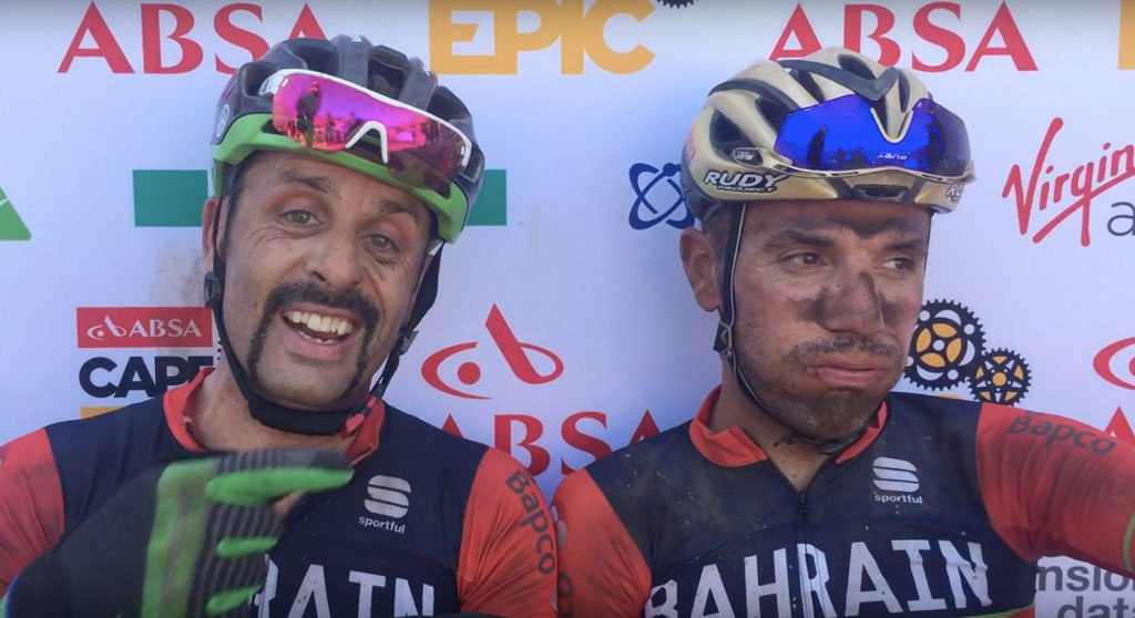 Cape Epic, Purito, Hermida