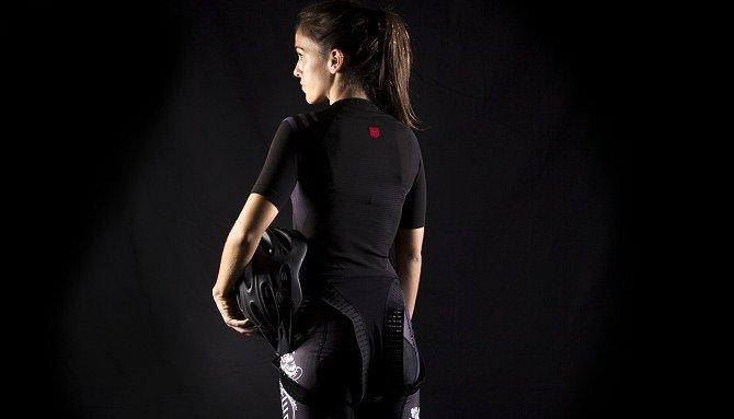 camiseta interior ciclista taymory