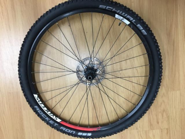 ruedas tubelizadas