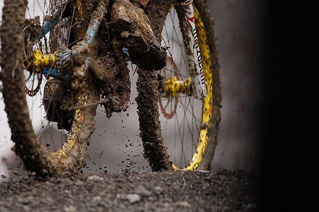 limpiar bicicleta sin agua