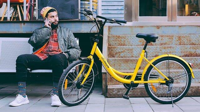 bicicletas compartidas