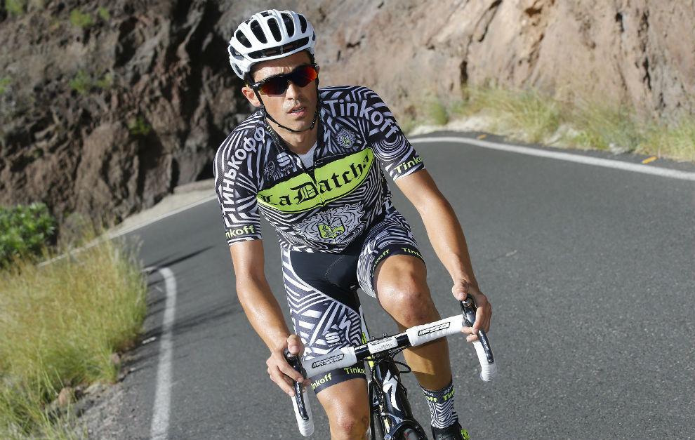 """Contador quiere ganar en Malhao: """"Iré bastante mejor el domingo"""""""