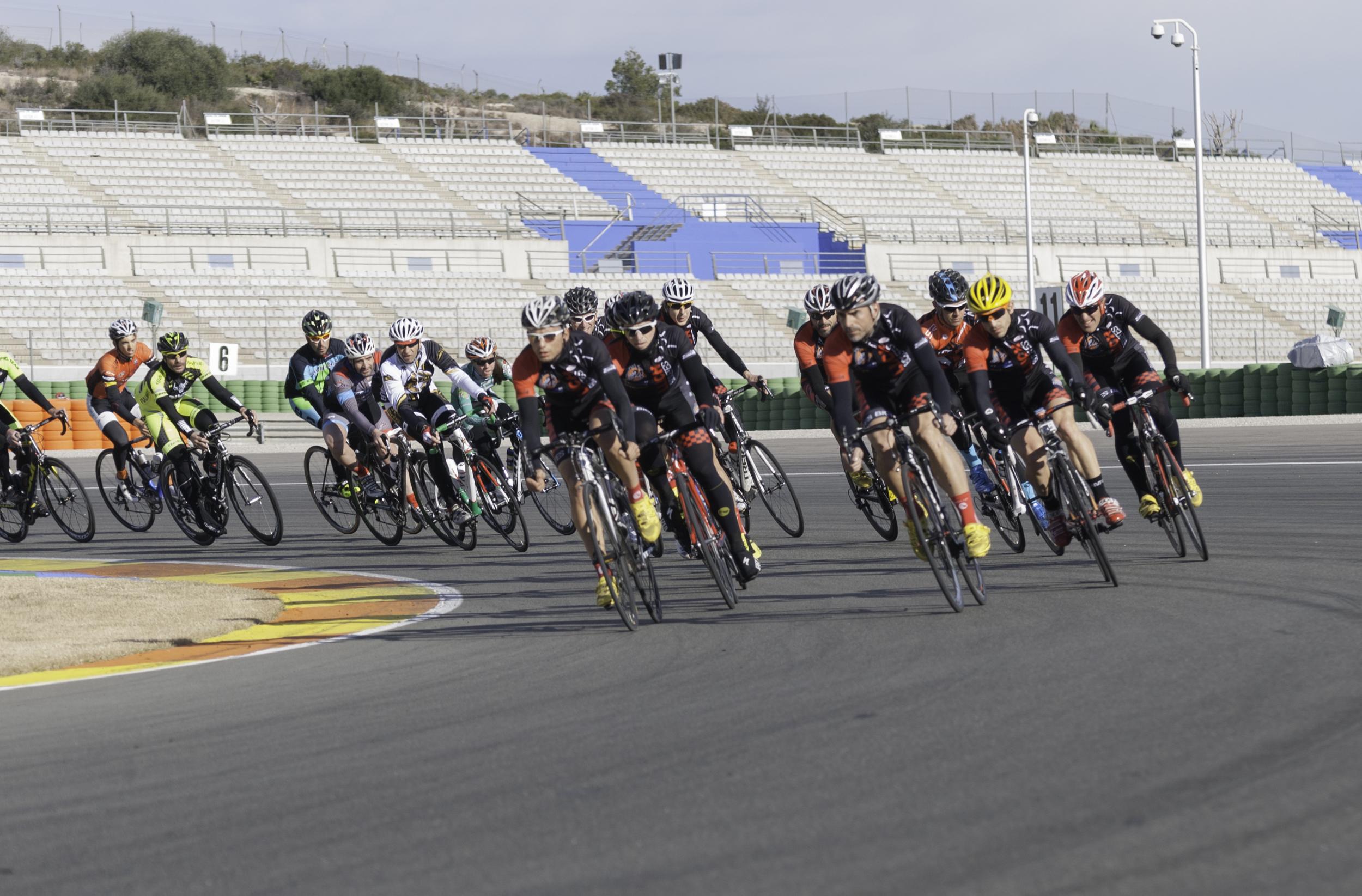 Las 24 Horas Cyclo Circuit se convierten en Campeonato de España de Ultraciclismo