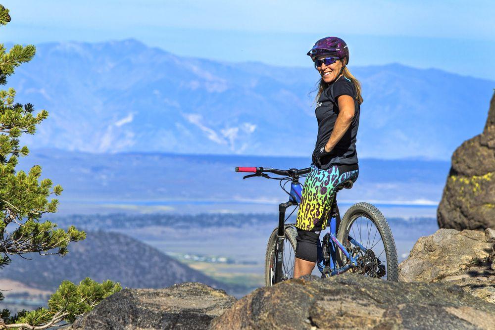 Leigh Donovan, la nueva embajadora del ciclismo femenino
