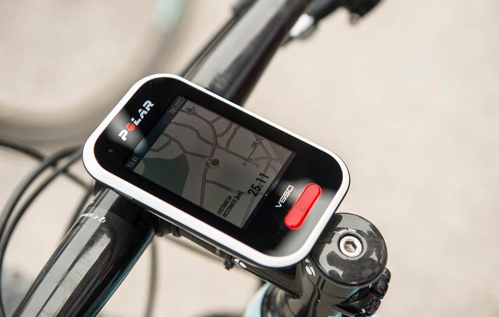 El Polar V650 te permite seguir rutas de otros usuarios