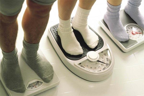 Las tres claves para mantener tu peso
