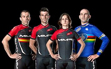El MMR Factory Racing Team se presenta como equipo UCI