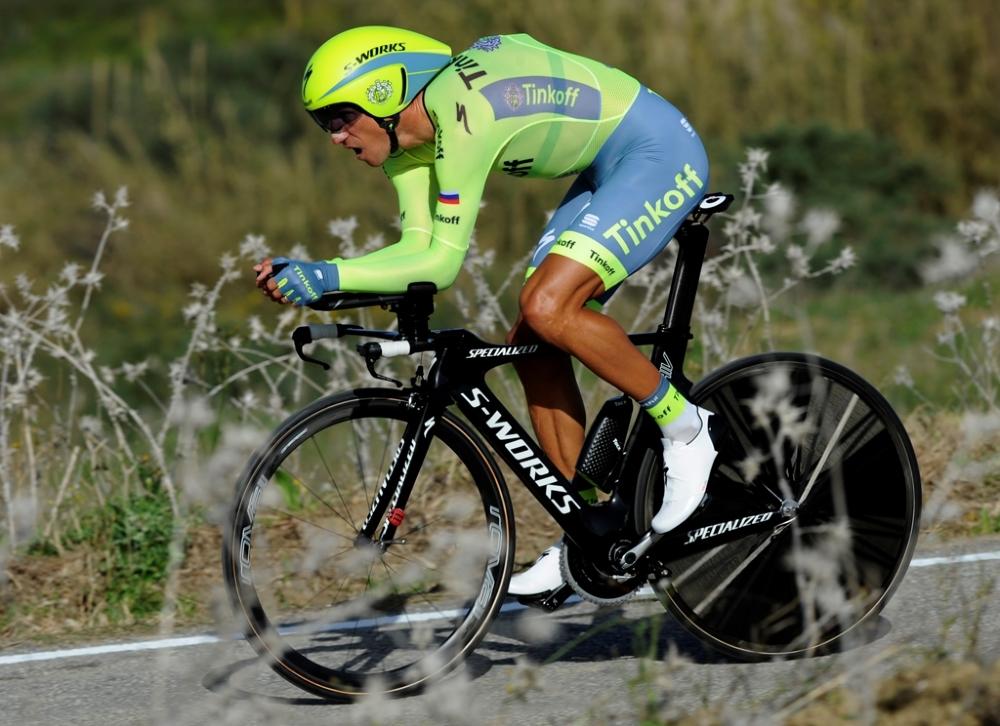 Vuelta Andalucía: Galería de fotos de la contrarreloj