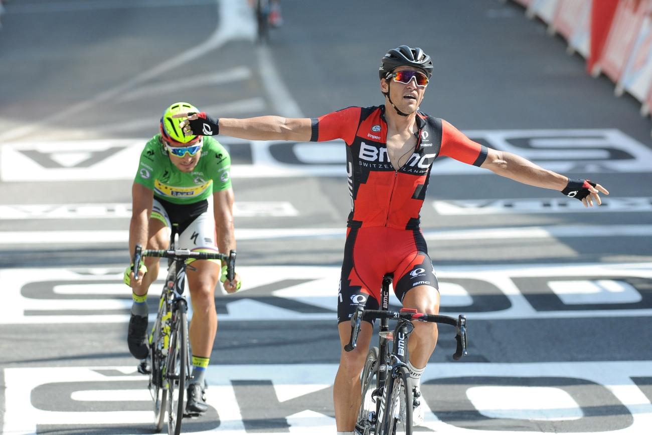 Sagan y Van Avermaet calientan la San Remo