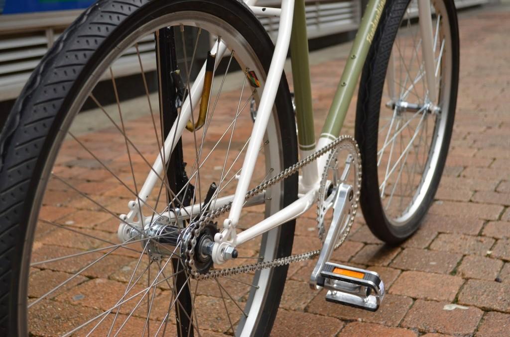 MTB bici urbana