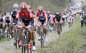 Tour de Flandes: participación