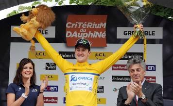 Presentado el recorrido del Dauphiné 2016