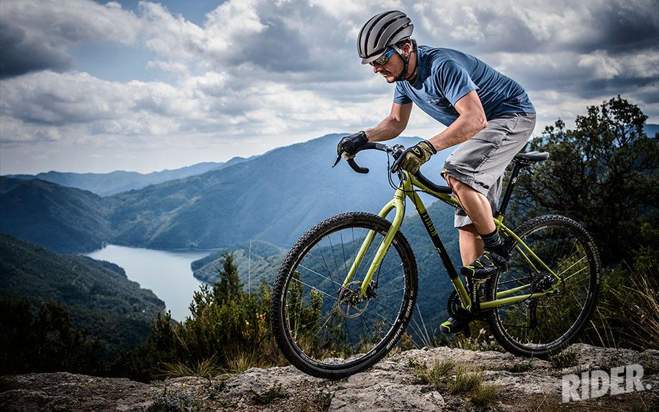 Finna Landscape, una bici para descubrir el mundo