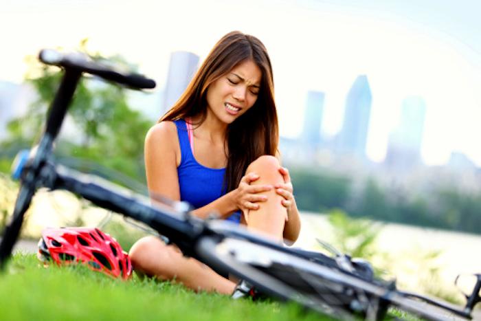 Cómo prevenir las 6 lesiones mas comunes del ciclismo