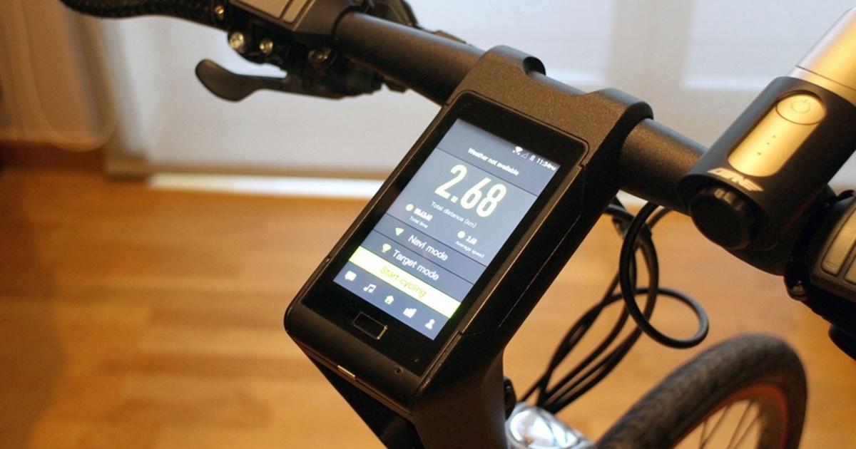 Le Super Bike, la primera bicicleta inteligente