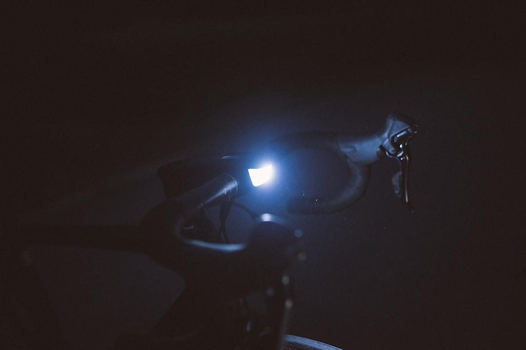SpeedX Leopard luz trasera luz delantera
