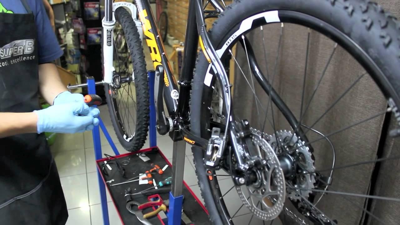 Trucos para el mantenimiento básico de tu bicicleta