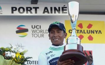 Nairo Quintana gana la Volta a Catalunya