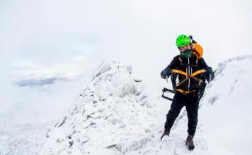 Invierno Escoces en Mountain Bike