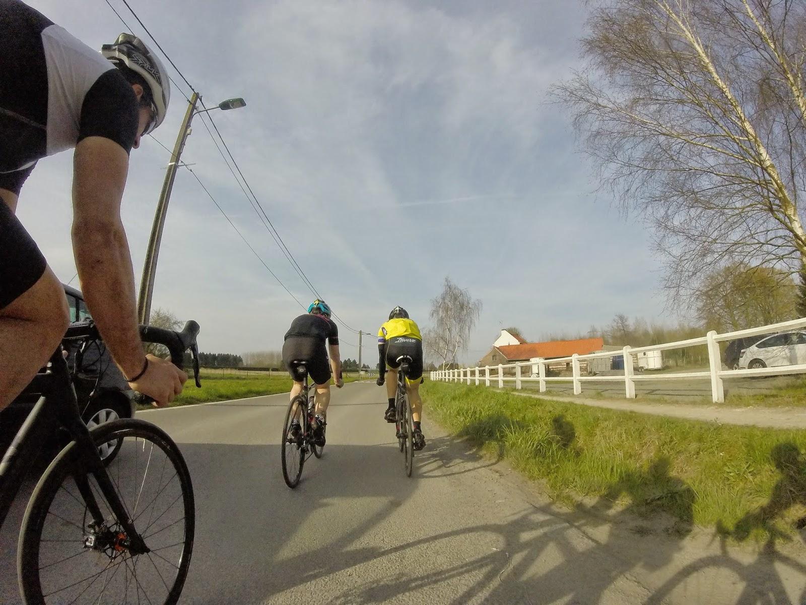 La París-Roubaix sobre la bici [VÍDEO]