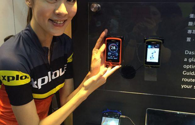 Xplova X5, un ciclocomputador inteligente que auna GPS y cámara de acción