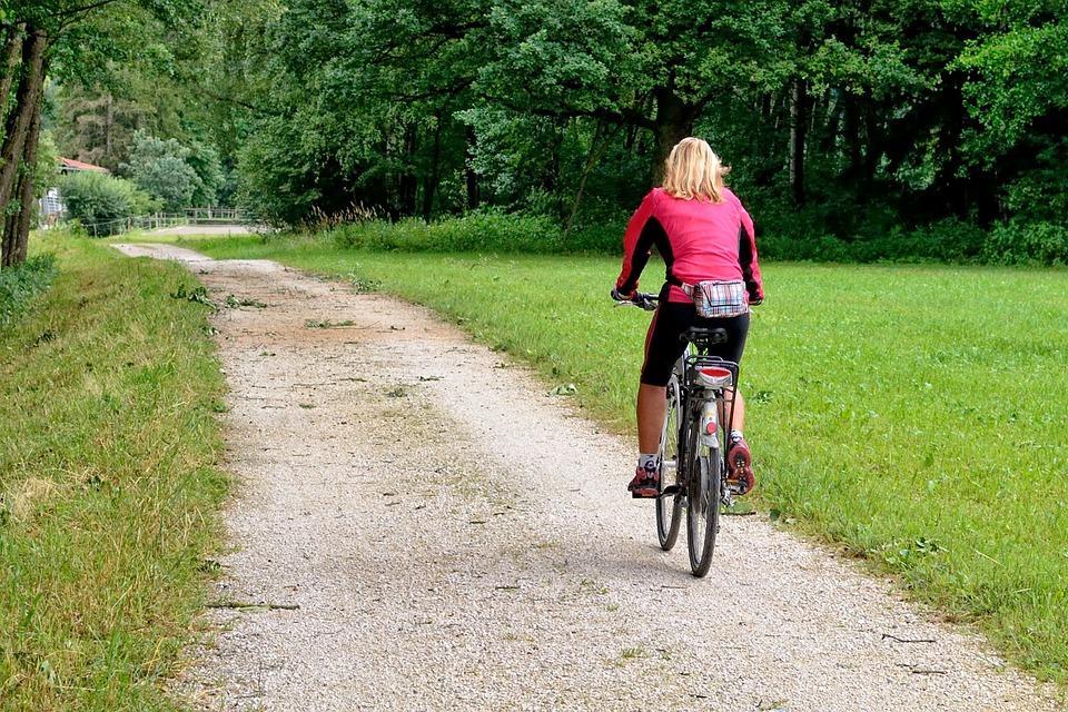 hábittos saludables ciclista