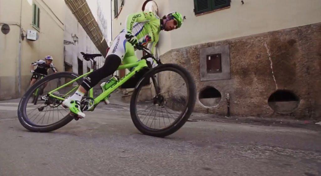 Peter Sagan vuelve al Mountain Bike