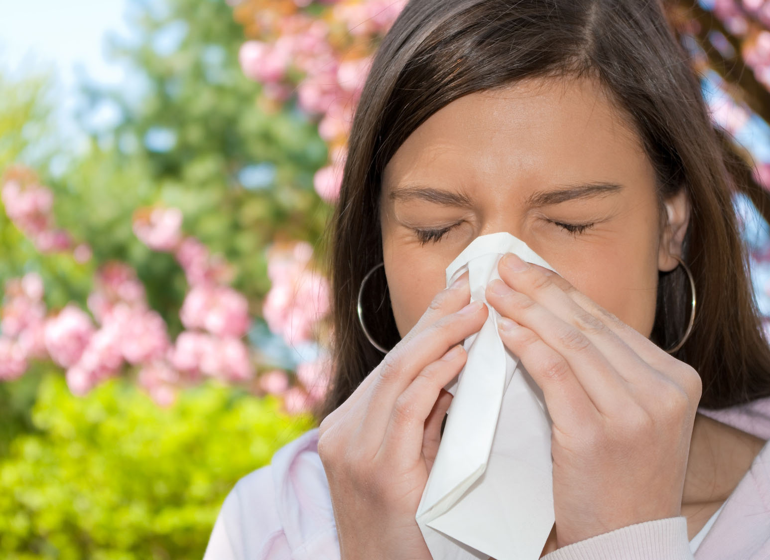 Alergia en el ciclismo. Síntomas y remedios