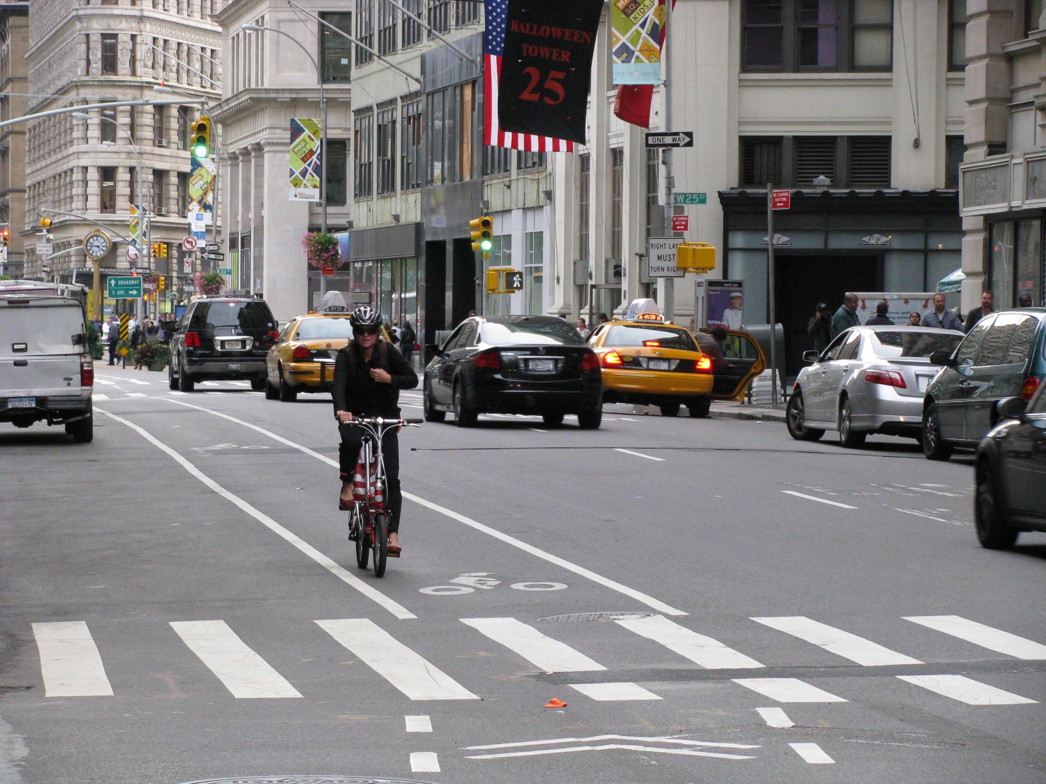 New york bike